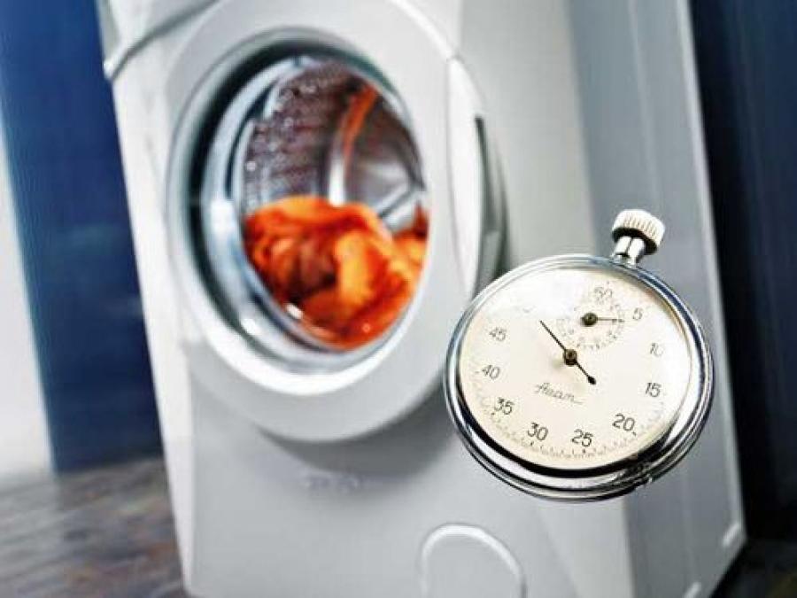 стиральная машина долго стирает