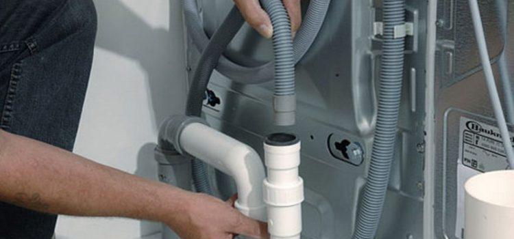 Самослив воды из стиральной машины